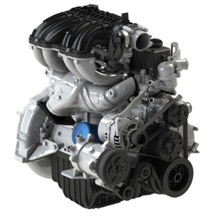 ГАЗель NEXT с новым двигателем